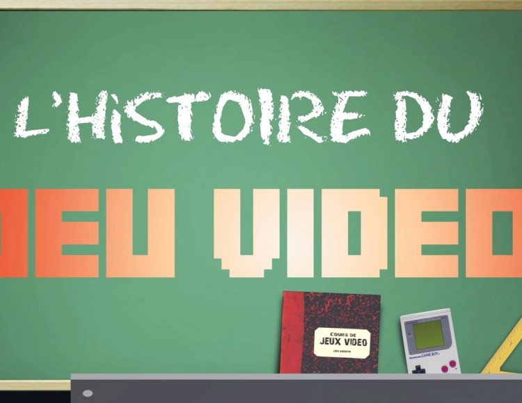 Histoire du jeu vidéo : les grandes lignes