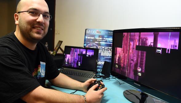 développeur jeu vidéo