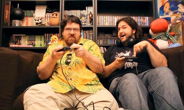Les émissions de jeux vidéo