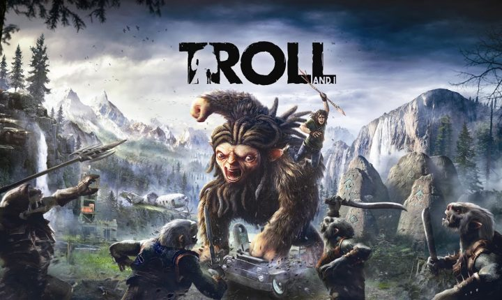 Troll and I : disponible cet été sur Nintendo Switch