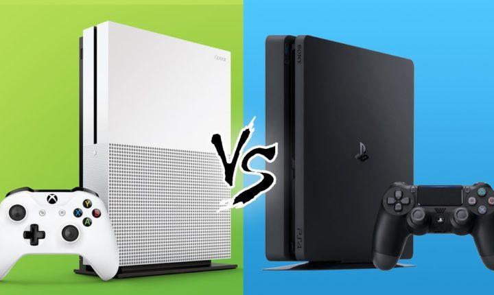 Quelle console choisir entre Xbox One S et PS4 Slim ?